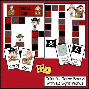 Pirates Arrrr! Game FREEBIE!