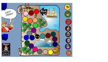 Pirate Gameboard
