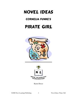 Pirate Girl - A Novel Study for Young Readers