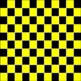 Pirate Girl's Checkerboard Backgrounds