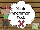 Pirate Grammar Pack