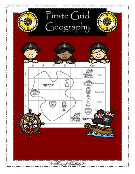 Pirate Grid Geography