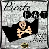 Pirate Hat Craft
