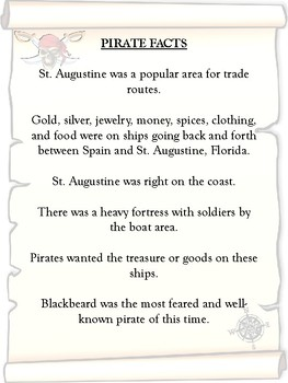Pirate Homework 2