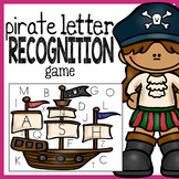 Pirate Letter Game