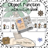 Pirate Interactive Book: Object Function Treasure Hunt