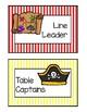 Pirate Job Chart