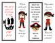 Pirate Joke Bookmarks