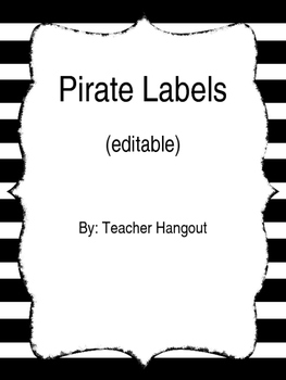 Pirate Labels