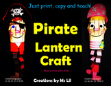 Pirate Craft ::  Pirate Activities  ::  Fine Motor crafts