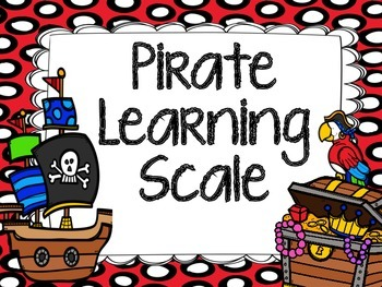 Pirate Marzano Learning Scale