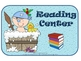 Pirate Learning centers signs