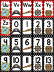 Pirate Letter and Number Bingo