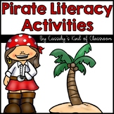 Pirate Literacy Activities