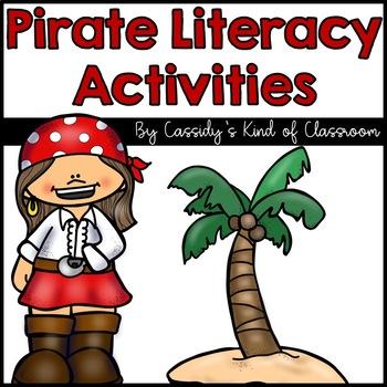 Pirate Literacy Pack