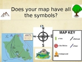 Editable Pirate Map Directions