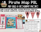 Pirate Map Project-PBL