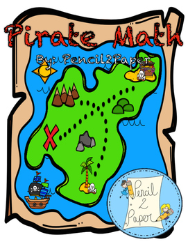 Pirate Math- YEAR LONG Math Fluency Program