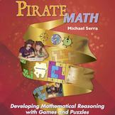 Pirate Math: Chapter 2 Rectangular Buried Treasure FREE