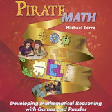 Pirate Math: Chapter 6 Pirate Treasure with Geometry FREE