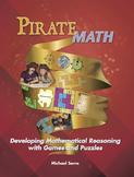 Pirate Math: Developing Mathematical Reasoning with Games