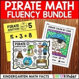 Pirate Math Fact Fluency