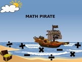 Pirate Math Game