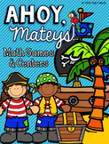 Pirate Math Games & Center Fun! - COMMON CORE ALIGNED