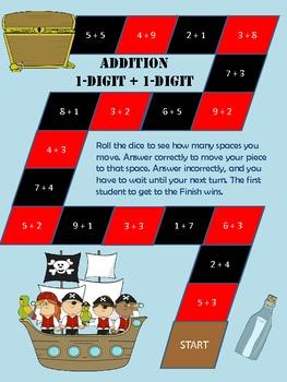 Pirate Math Set