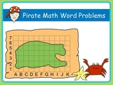 Pirate Math Word Problems
