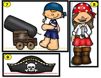 Pirate Measurement Scoot-Nonstandard Units