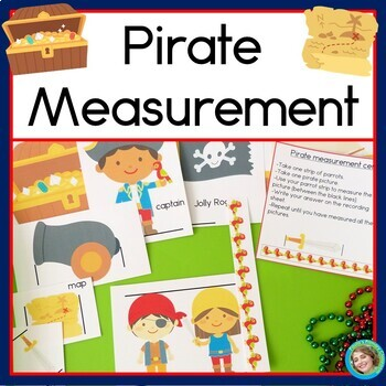 Pirate Measurement with non-standard units