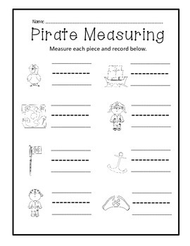 Pirate Measuring Center