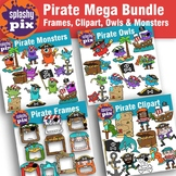 Pirate Mega Bundle Clipart