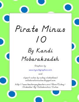 Pirate Minus Ten Game