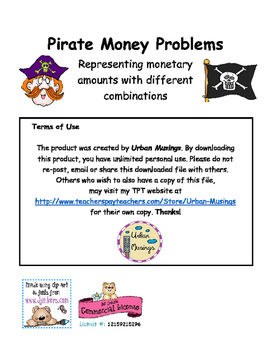 Pirate Money Problems