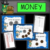 Pirate Money Task Cards