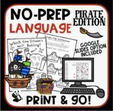 Pirate NO PREP Language Pack