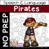 Pirate: No Prep Speech and Language