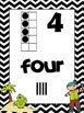 Pirate Number Posters {Common Core Math} Ship Treasure Polly Ocean