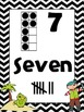 Pirate Number Posters {Common Core Math} Ship Treasure Pol