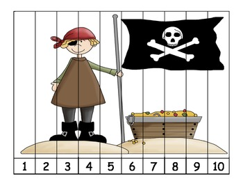 Pirate Number Puzzle 2