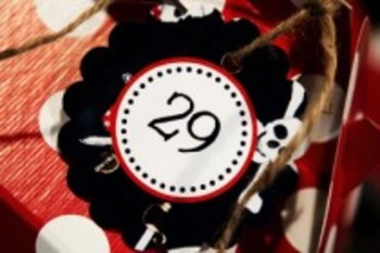 Classroom Decor Pirate Number Tags