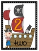 Pirate Numbers 0-20