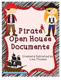 Pirate Open House Packet
