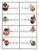 Pirate Owls True False Equation Sort