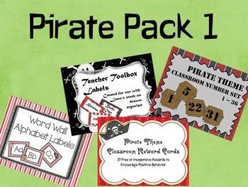 Pirate Pack 1