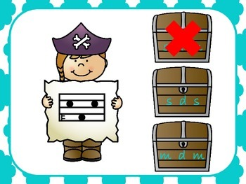 Pirate Pairrrrs - A Game for Practicing - Do