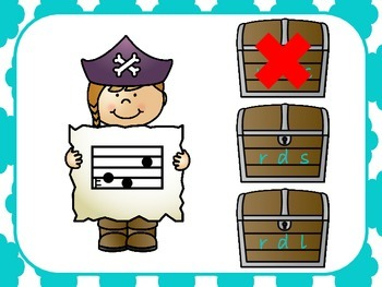 Pirate Pairrrrs - A Game for Practicing - Pentatonic