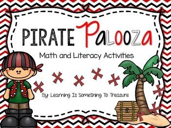 Pirate Palooza: A Math and Literacy Unit on Pirates